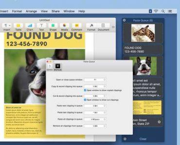 aste queue multi clipboard macos mac 1 370x297 - Paste Queue Mac - Gestionnaire de Presse-Papier Multifonctions (gratuit)