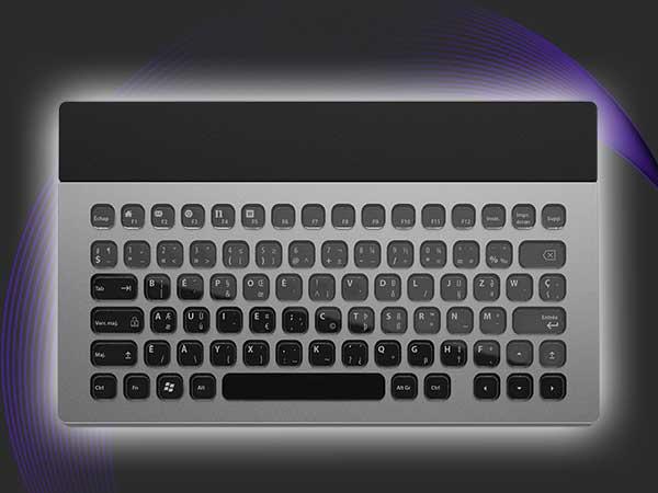 clavier personnalisable touche e ink nemeio ldlc mac pc 2 - LDLC Nemeio, un Clavier à Touches e-Ink Configurables (video)