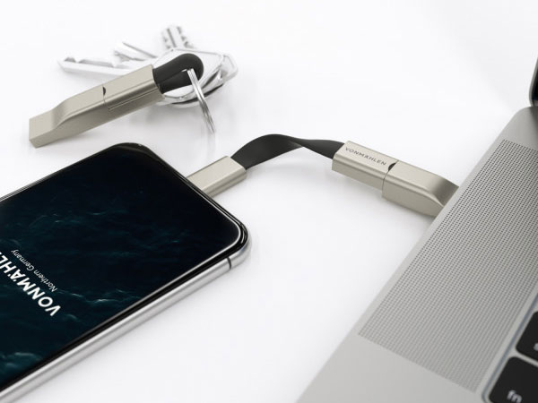 high five mini cable chargeur universel iphone smartphones 4 - Mini Cable Chargeur Universel 5 en 1 iOS Android (video)