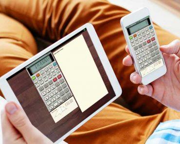 scicalc82 iphone ipad 370x297 - SciCalc82 iPhone iPad - Calculatrice Scientifique Pro mais Retro (gratuit)