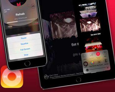 tunesflow iphone ipad 1 370x297 - TunesFlow iPhone iPad - Lecteur Audio et Video avec Egaliseur (gratuit)