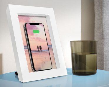 twelve south powerpic support chargeur iphone smartphones 3 370x297 - Powerpic Encadre votre iPhone XR pour le Recharger (video)