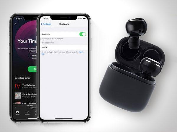 unick nano pods alternative airpods pas cher prix 7 - Nano Pods, Alternative Hi-Fi aux AirPods à Moitié Prix (video)