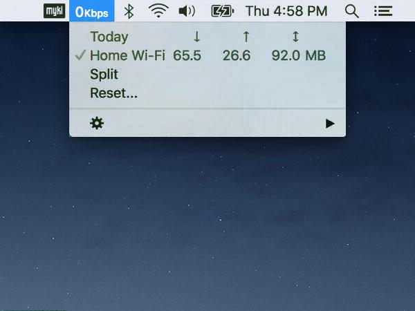 bandwidth plus macos mac gratuit - Bandwidth+ Mac - Surveiller votre Consommation Data WiFi (gratuit)