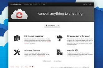 cloudconvert com convertisseur fichiers universel en ligne 1 331x219 - CloudConverter, Convertisseur Universel de Fichiers en Ligne (gratuit)