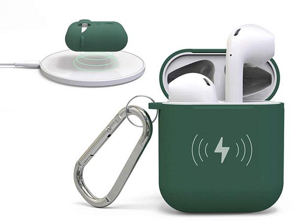 gazeon airpods etui protection chargeur qi 1 - Etui pour Protéger et Recharger sans Fil les AirPods (images)
