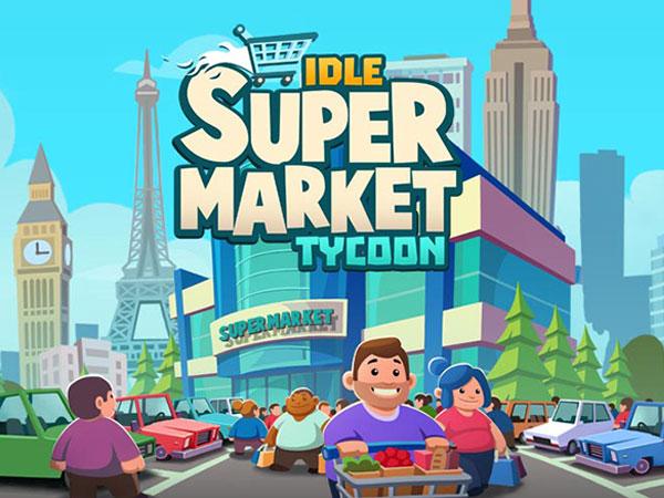 jeu idle supermarket tycoon shop iphone ipad 1 - Idle Supermarket Tycoon iPhone iPad - Créer et Gérer des Supermarchés (gratuit)