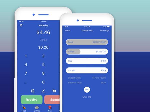 pocket track daily spending iphone ipad - Pocket iPhone - Suivez vos Sorties et Entrées d'Argent (gratuit)