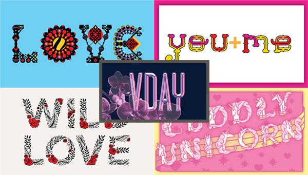 polices caractere saint valentin gratuit mac pc 2 - 5 Polices de Caractères Vectorielles pour la Saint Valentin (gratuit)