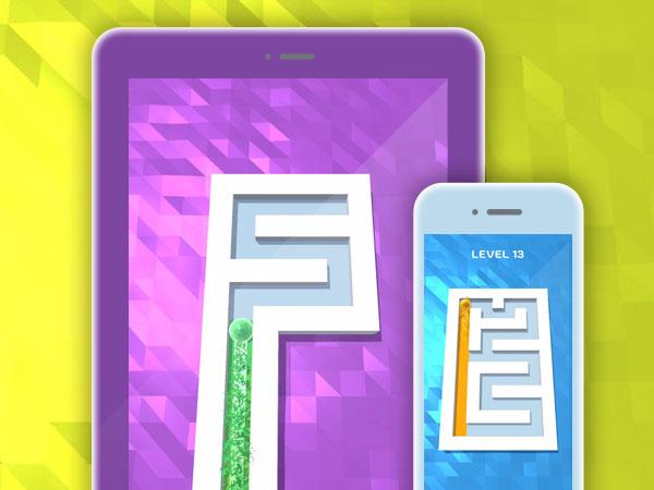 roller splat voodoo jeu iphone ipad - Roller Splat iPhone iPad - Jeu de Labyrinthe très Addictif (gratuit)