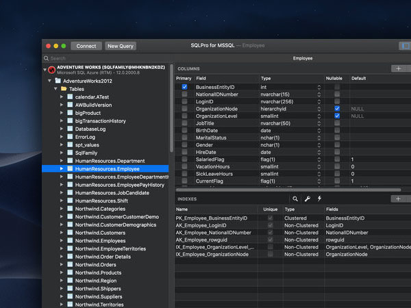 sqlpro studio macos mac gratuit 1 - SQLPro Studio Mac - Gestion de Base de Donnée MySQL, Oracle (gratuit)