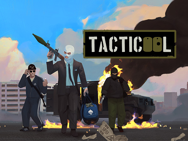 tacticool panzerdog jeu iphone ipad 1 - Jeu Tacticool iPhone iPad - Explosif Shooter Multi Joueurs (gratuit)