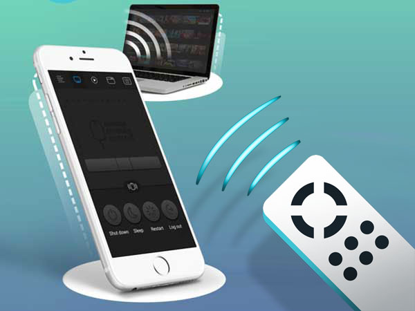 aexol remote mouse for mac iphone ipad 3 - Remote iPhone iPad - Télécommande Mac Multifonctions (gratuit)