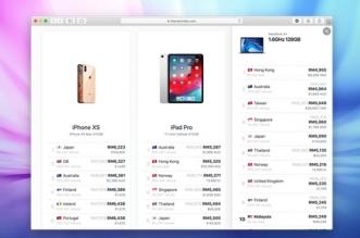 comparateur prix apple store monde pas cher 2 331x219 - Ou Acheter un iMac, iPhone, iPad, MacBook pas Cher ?! (gratuit)