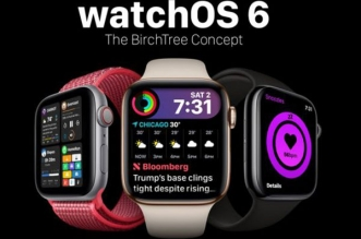 concept watchos 6 montre apple watch matt birchler 1 331x219 - Ce Concept WatchOS 6 Rend l'Apple Watch Formidable