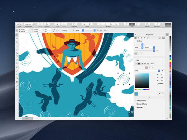 coreldraw-graphic-design-mac-macos-gratuit