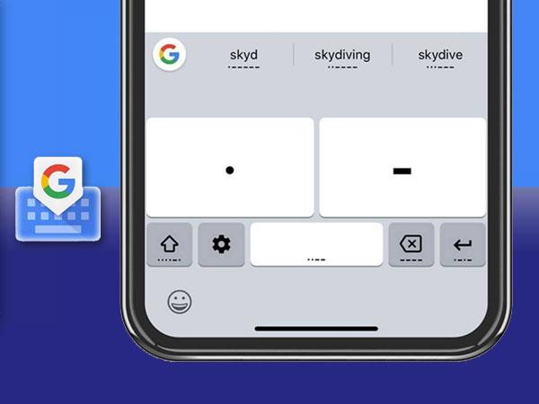 gboard iphone ipad gratuit 2 - GBoard iPhone iPad - Clavier Google Virtuel a son Traducteur (gratuit)
