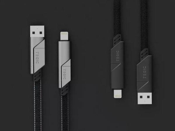 tegic onix cable chargeur universel iphone macbook 3 - Cable Chargeur iPhone, MacBook et Appareils Mobiles (gratuit)