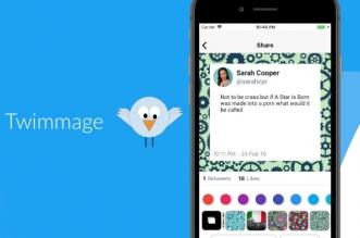 twimmage convertir tweet image mac pc gratuit 1 331x219 - Twimmage iPhone - Pour Convertir des Tweets en Images (gratuit)