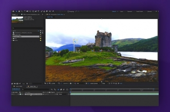 adobe after effects content aware fill mac 1 331x219 - Supprimer des Éléments d'une Vidéo avec After Effects