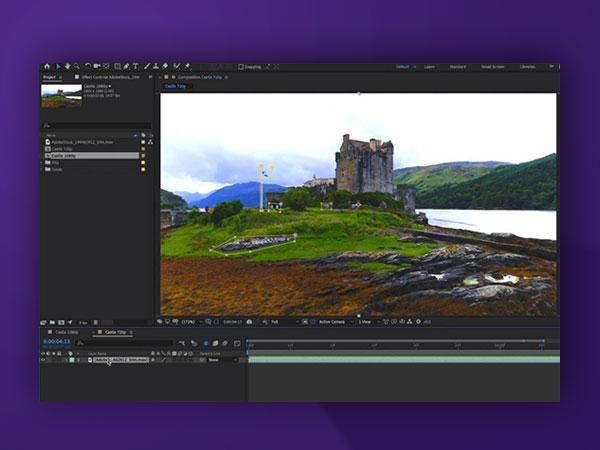adobe after effects content aware fill mac 1 - Supprimer des Éléments d'une Vidéo avec After Effects