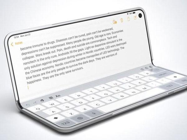 brevet officiel apple iphone xi a clapet 4 - iPhone XI à Clapet, l'Etrange Brevet Révélé en Images (video)