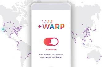 cloudflare 1 1 1 1 warp vpn gratuit iphone 1 331x219 - Warp, un VPN Rapide et Gratuit pour tous par CloudFlare