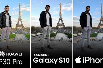 comparatif huawei p30 pro iphone xs max galaxy s10 3 331x219 - iPhone XS Max vs Huawei P30 Pro vs Galaxy S10 Plus Comparatif Capteur (video)
