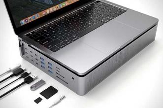 hyper drive hub dock ultime usbc macbook pro 1 331x219 - Le HUB USB-C aux 40 Connecteurs est une Blague