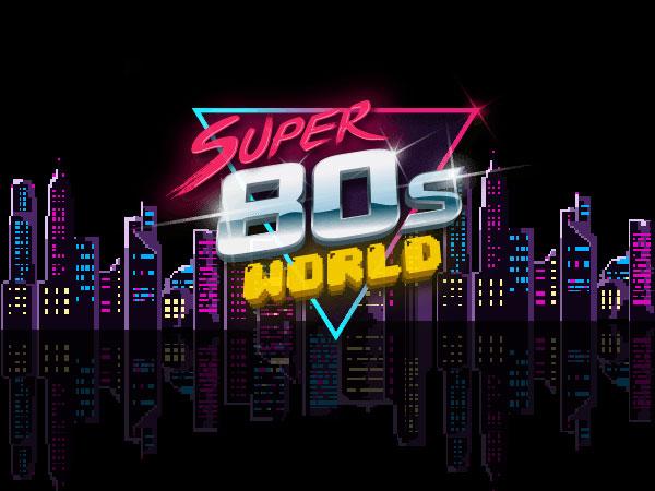 jeu super 80s world iphone ipad - Super 80s World iPhone iPad - Nostalgique Jeu de Plateforme (nouveau)