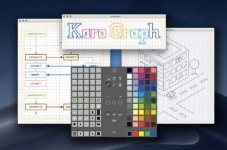 karo graph macos mac 1 331x219 - Karo Graph Mac - Outil de Dessin Technique Vectoriel (gratuit)