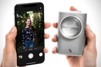 lit flash xenon compact iphone smartphones 1 331x219 - Le Plus Puissant Flash Photo pour iPhone (video)