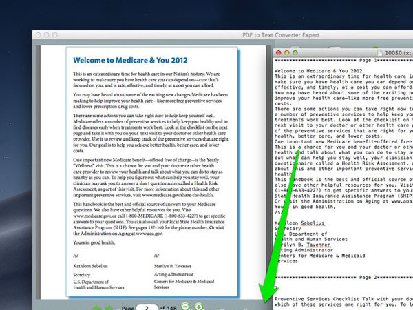 pdf to text converter expert macos mac - PDF to Text Converter Expert Mac - Convertir des PDF en Texte (gratuit)
