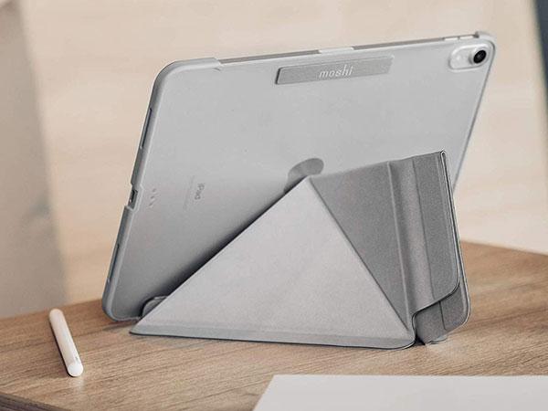 protection moshi versacover ipad pro mini prix 3 - Protection Moshi VersaCover pour iPad Pro 2018 Dispo (video)