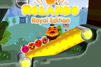 rolando royal edition jeu iphone ipad 1 331x219 - Rolando Edition Royale iPhone iPad - Retour du Jeu de Plateforme (gratuit)
