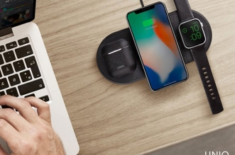uniq aereo chargeur iphone airpods apple watch 4 331x219 - Uniq Aereo vous Fait oublier le Chargeur AirPower