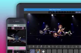 video joiner trimmer pro iphone ipad 1 331x219 - Video Joiner Trimmer Pro iPhone iPad - Découpe et Montage Vidéo (gratuit)