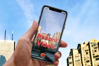 AR Placer Cam iOS