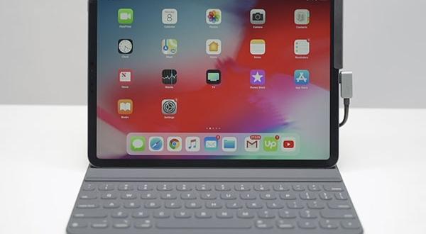 bolthub hub invisible ipad pro usb c 1 600x330 - BoltHub, HUB Invisible qu'il Manquait à l'iPad Pro (video)