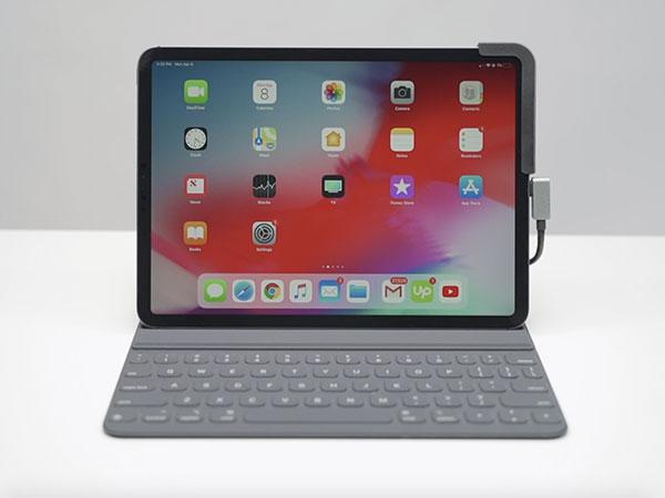 bolthub hub invisible ipad pro usb c 1 - BoltHub, HUB Invisible qu'il Manquait à l'iPad Pro (video)