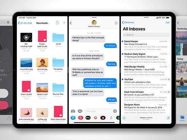 concept ipad pro finder multitache daniel korpai 2 - Un Finder pour l'iPad Pro, l'Idée de l'Année ?! (concept)