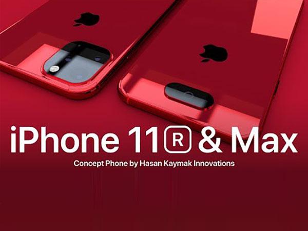 concept iphone xi 11 plusieurs capteurs photo 1 - Nouveaux APN iPhone 11R et 11 Max en Concept (video)