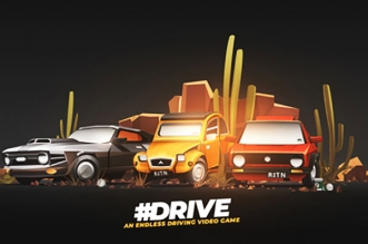 drive jeu iphone ipad gratuit 1 331x219 - DRIVE iPhone iPad - Jeu de Conduite Style Road Movie (gratuit)