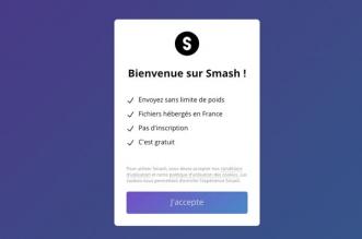 fromsmash com smash transfert gros fichiers gratuit 1 331x219 - Smash, Envoi et Transfert de Gros Fichiers Illimité (gratuit)