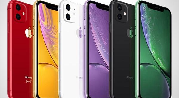iphone xr lavender vert mockup concept 1 600x330 - L'iPhone XI et ses Nouvelles Couleurs en Concepts