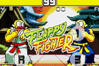 jeu flappy fighter iphone ipad 1 331x219 - Flappy Fighter iPhone iPad - Flappy Bird en Street Fighter (gratuit)