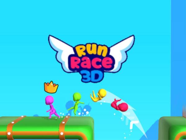 jeu run race 3d iphone ipad ios gratuit 1 - Run Race 3D iPhone iPad - Jeu de Parcours d'Obstacles (gratuit)