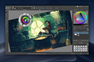 krita macos mac windows gratuit 1 331x219 - Krita Mac - Alternative Pro à Photoshop et Illustrator (gratuit)