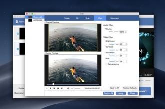 nymp4 mxf convertisseur macos mac 1 331x219 - AnyMP4 MXF Mac - Editer et Convertir des Vidéos MXF