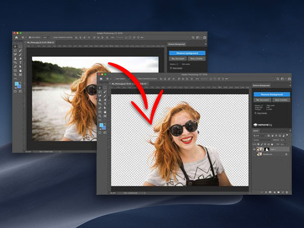 remove bg extension photoshop removebg mac pc 1 - Extension Photoshop Mac pour Supprimer le Fond d'une Image (gratuit)